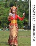 padang  west sumatra  indonesia ... | Shutterstock . vector #787119022