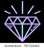the tattoo sketch is a precious ... | Shutterstock .eps vector #787126462