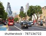 london  uk   july 6  2016 ... | Shutterstock . vector #787136722