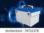 digital illustration of a... | Shutterstock . vector #78721378