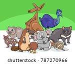 cartoon illustrations of...   Shutterstock .eps vector #787270966