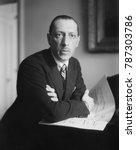 Sergei Rachmaninoff  Russian...