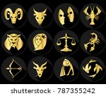 zodiac signs  horoscope symbols ...