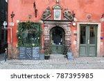 stockholm  sweden   february... | Shutterstock . vector #787395985