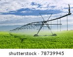 Industrial irrigation equipment ...