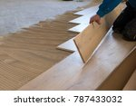 renovation of an apartment ...   Shutterstock . vector #787433032