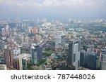 kuala lumpur  malaysia  6 dec... | Shutterstock . vector #787448026