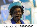 rio de janeiro  february 26 ...   Shutterstock . vector #787450945