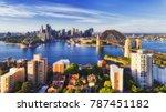sunlight on a bright sunny day... | Shutterstock . vector #787451182