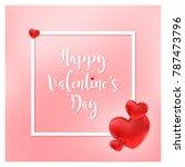 valentines day | Shutterstock .eps vector #787473796