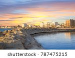 beautiful view of the main...   Shutterstock . vector #787475215