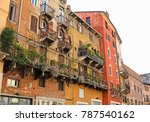 old buildings in venice  italy | Shutterstock . vector #787540162