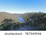 Small photo of Berowra Creek from the Nad Badu Lookout on Sydney's Great North Walk