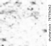 abstract halftone background.... | Shutterstock .eps vector #787556362
