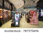 milan malpensa  italy   circa... | Shutterstock . vector #787570696