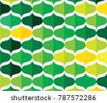 colorful curve abstract... | Shutterstock .eps vector #787572286