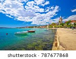ancient architecture and...   Shutterstock . vector #787677868