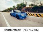 trieste  italy   september 3 ...   Shutterstock . vector #787712482