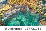 beautiful landscape near the sea | Shutterstock . vector #787721758
