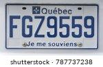 montreal  canada   august 22 ... | Shutterstock . vector #787737238