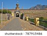 cape town  south africa  28 oct ... | Shutterstock . vector #787915486