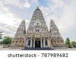 Bodh Gaya, Mahabodhi Temple  Bodh Gaya from India is located in Thailand.