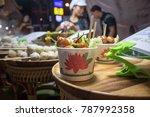 chiangmai thailand. december 29.... | Shutterstock . vector #787992358