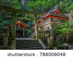 scenery of the iwashimizu... | Shutterstock . vector #788008048