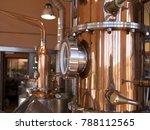 alembic still for making... | Shutterstock . vector #788112565