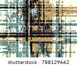 abstract grunge vector... | Shutterstock .eps vector #788129662