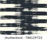 abstract grunge vector... | Shutterstock .eps vector #788129722