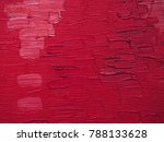 abstract grungy black  maroon... | Shutterstock . vector #788133628