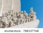 monument to the discoveries ... | Shutterstock . vector #788137768