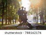 minsk  belarus   september 1 ... | Shutterstock . vector #788162176