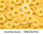 yellow  fruity background of... | Shutterstock . vector #788182942
