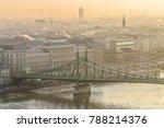 sunrise in budapest   | Shutterstock . vector #788214376