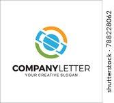 company logo  object | Shutterstock .eps vector #788228062