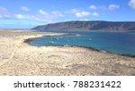 francesa beach  graciosa island | Shutterstock . vector #788231422