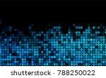 Light Blue Vector Red Pattern...