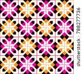 vector seamless pattern for... | Shutterstock .eps vector #788277736