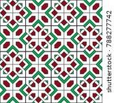 vector seamless pattern for... | Shutterstock .eps vector #788277742