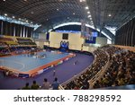 view of phu tho stadium during... | Shutterstock . vector #788298592