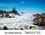 Khone Phapheng Waterfall Don...