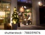 blurred background cafe or shop ... | Shutterstock . vector #788359876