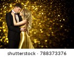 couple beauty portrait  young... | Shutterstock . vector #788373376
