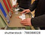 st. petersburg  russia  ... | Shutterstock . vector #788388028