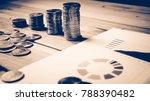 personal financial planning...   Shutterstock . vector #788390482