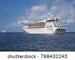 havana  cuba   december 25 ...   Shutterstock . vector #788432245
