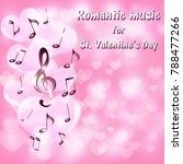 musical background for... | Shutterstock .eps vector #788477266