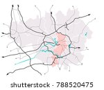 manchester  england  and the... | Shutterstock .eps vector #788520475